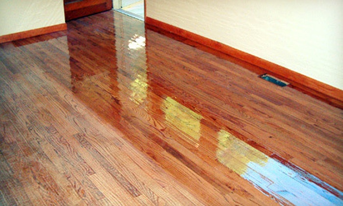 Fabulous Floors - Charlotte: $185 for Hardwood-Floor Resurfacing and Conditioning from Fabulous Floors ($375 Value)