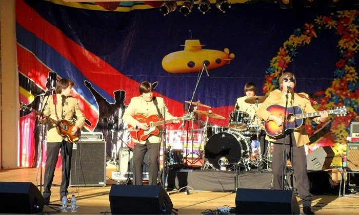 Beatles Music Festival 2015 - Ives Concert Park: Danbury Fields Forever Fab 4 Music Festival 2015 on Saturday, August 15 at 12 p.m. (Up to 54% Off)