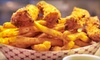 OOB-Bayou Fish House - Newport: $5 for $10 Worth of Seafood at Bayou Fish House