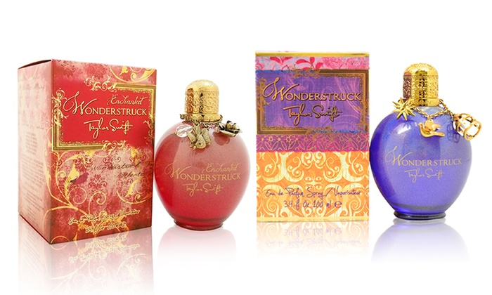 Taylor Swift Wonderstruck or Wonderstruck Enchanted Eau de Parfum for Women (3.4 Fl. Oz.)