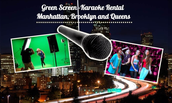 Iheartkaraoke - New York City: Three Hours of Karaoke DJ Service from iheartkaraoke.nyc (45% Off)