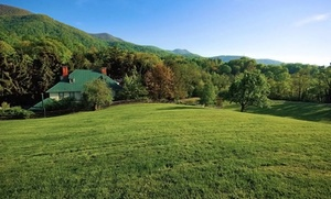 2-night Stay For Two At Engadine Inn & Cabins At Honey Hill In Candler, Nc. Combine Up To 4 Nights.