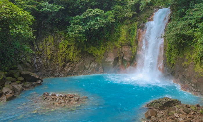 Day Costa Rica Tour From Ecoterra In San José Groupon Getaways - Costa rica tour packages