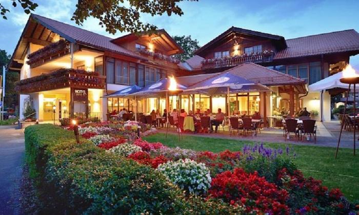 landhotel b ld ringhotel oberammergau in oberammergau bayern groupon getaways. Black Bedroom Furniture Sets. Home Design Ideas