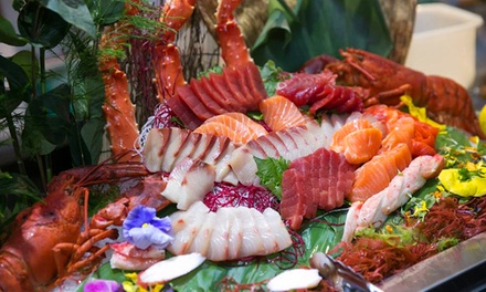 Japanese Food at Ichiro Modern Japanese Cuisine (50% Off). Four Options Available.