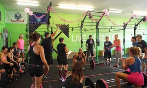 Crossfit Lomita: $35 for $139 Groupon — Crossfit Lomita