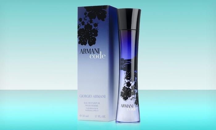 Giorgio Armani Code for Women: Giorgio Armani Code Eau de Parfum for Women; 1.7 Fl. Oz.