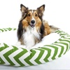Up to 79% Off a Majestic Pet Bagel Bed