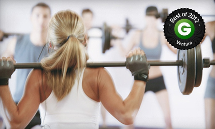 Live Train Play CrossFit - Newbury Park: 30 or 90 Days of CrossFit Classes, Personal Training, or Weight-Loss Program at Live Train Play CrossFit (Up to 81% Off)