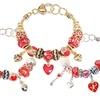 Landau Jewelry Ambrosia Heart-Themed Charm Bracelets