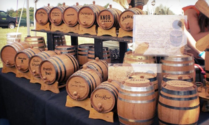 Northern Virginia BrewFest - Morven Park : Northern Virginia BrewFest for One or Two on Sunday, October 20 at Bull Run Regional Park (Up to 55% Off)