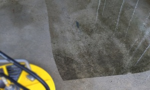 Eight Five O, Exterior Cleaning: Sidewalk or Concrete Pressure Washing from Eight Five O, Exterior Cleaning (60% Off)