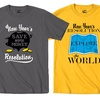 Men's New Year's Resolution Tees