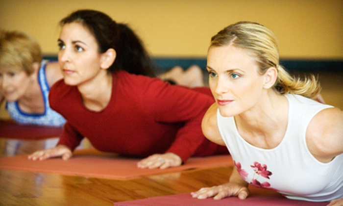 Hot Yoga and Wellness Center - Centerville: Hot-Yoga Classes at Hot Yoga and Wellness Center (Up to 70% Off). Three Options Available.