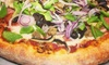 8 Buck Pizza Truck - Manteca: $11 for $20 Worth of Pizza from 8 Buck Pizza Truck