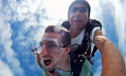 Philadelphia: One or Two Tandem Skydives, Each with T-Shirt from Skydive Baltimore (Up to 47% Off)