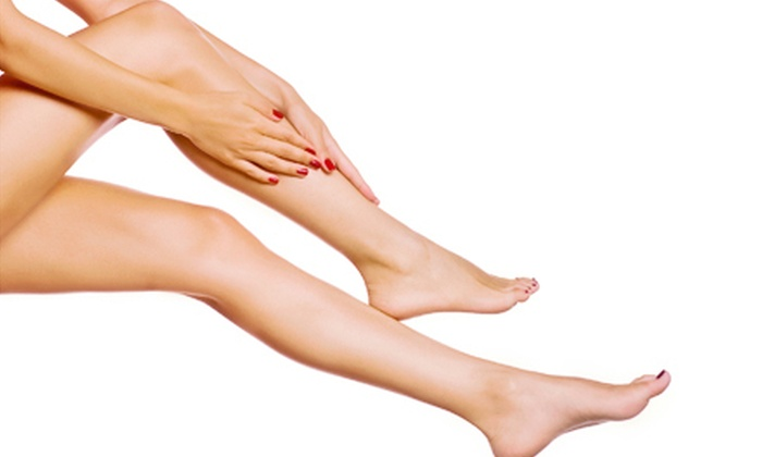 Flawless MedSpa - Stoneham: Three Laser Hair-Removal Treatments on a Small, Medium, or Large Area at Flawless MedSpa (Up to 67% Off)