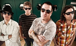 Smash Mouth and Tonic Summer Tour: Smash Mouth and Tonic at Zeiterion Theatre on Thursday, July 16 (Up to 50% Off)