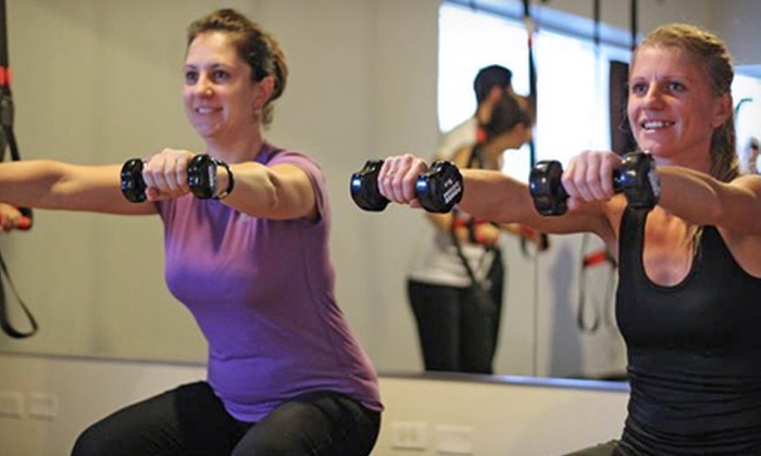 Chicago Fit Performance - Bucktown: $39 for a Four Weeks of Boot-Camp Classes at Chicago Fit Performance ($229 Value)