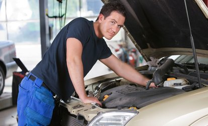 MOT Test, 54-Point Service with Oil and Filter Change, or Both at Direct MOT Centre (Up to 50% Off*)