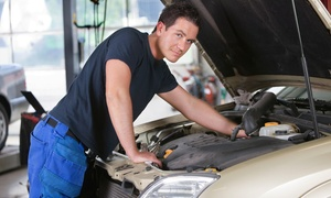 Direct MOT Centre: MOT Test, 54-Point Service with Oil and Filter Change, or Both at Direct MOT Centre (Up to 50% Off*)