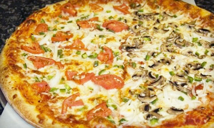 Joe's New York Pizza - Portland: Pizza and Subs at Joe's New York Pizza (Up to 58% Off). Two Options Available.