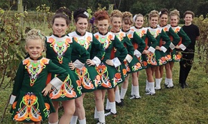Donny Golden School of Irish Dance: Four or Eight Beginner Irish-Dance Classes at Donny Golden School of Irish Dance (Up to 54% Off)