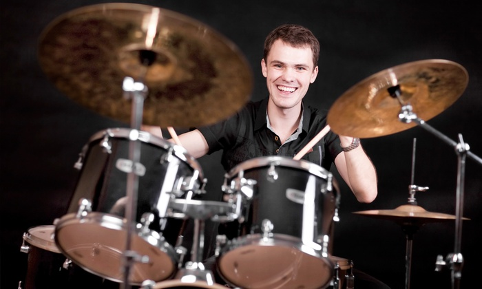 The Drum School Sacramento - Downtown: One or Two Months of Private Drum Lessons at The Drum School Sacramento (Up to 56% Off)
