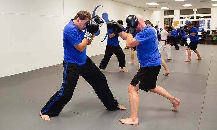 Swiftkick Martial Arts - Multiple Locations: Up to 85% Off Self defense classes at Swiftkick Martial Arts