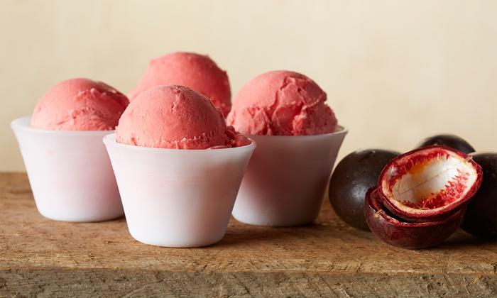 Tikiz Shaved Ice & Ice Cream - Phoenix: $90 for a Shaved Ice or Ice Cream On-Site Package from Tikiz Shaved Ice & Ice Cream (Up to $175 Value)