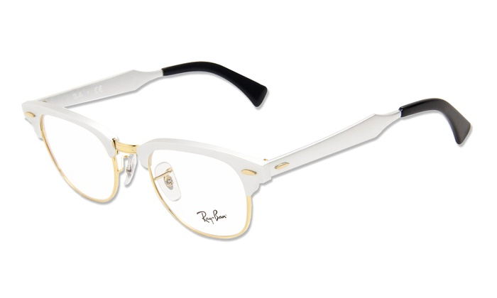 ray ban glasses frames unisex  ray ban unisex brow line optical frames
