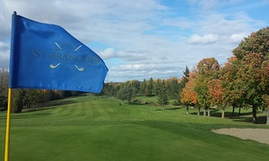 Golf St-François: 18-Hole Round of Golf for One, Two or Four in 2016 at Golf St-François (Up to 55% Off)
