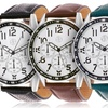 Fortune NYC 3 Point Collection Men's Tachymeter Watches