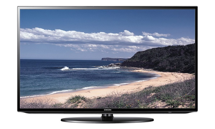 "Samsung UN50EH5300 50"" 1080p Smart LED HDTV with Built-In WiFi: $799.99 for a Samsung 50"" 1080p 120Hz Smart LED HDTV ($1,349.99 List Price). Free Shipping and Returns."
