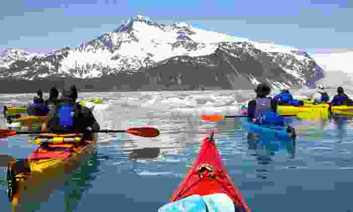 Miller's Landing - Lowell Point: Guided Kayaking Tours for Two or Four People from Miller's Landing (Up to 61% Off). Six Options Available.