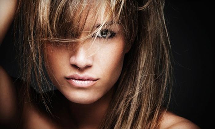 Hair Connect Salon - Cumberland: $50 Worth of Salon Services