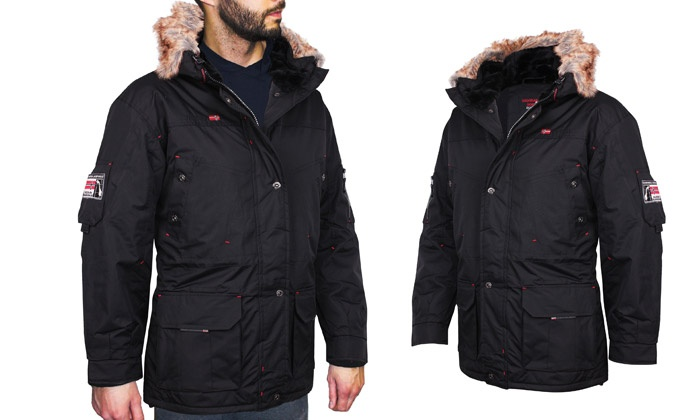 9ab80370040a Parka Geographical Norway