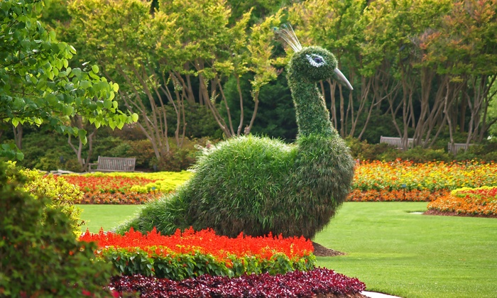 Dallas Arboretum and Botanical Gardens - Lakewood: $15 for a Summer at the Arboretum Visit for Two at Dallas Arboretum and Botanical Garden ($30 Value)