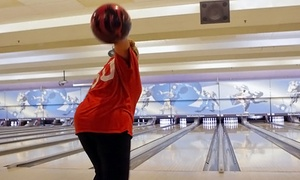 Rab's Country Lanes: One or Two Hours of Bowling with Shoe Rentals for Up to Six at Rab's Country Lanes (Up to 68% Off)
