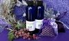 Seven Oaks Lavender Farm - Nokesville: $30 for a Gift/Wreath-Making Class at Seven Oaks Lavender Farm ($60 Value). 15 Options Available.