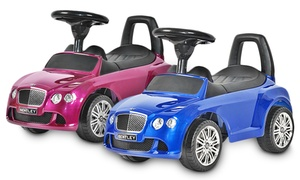 Bentley Push Cars