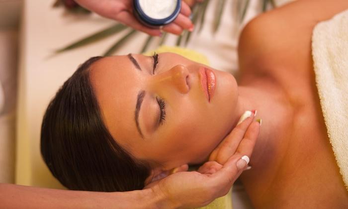 Royal Nubian Custom Skin Care Apothecary - Central: A Fruit-Acid Peel Facial at Royal Nubian Custom Skin Care Apothecary (58% Off)