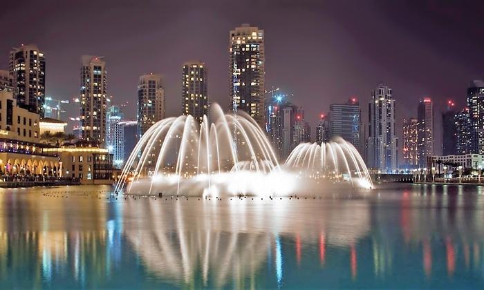 Afbeeldingsresultaat voor dubai fountains