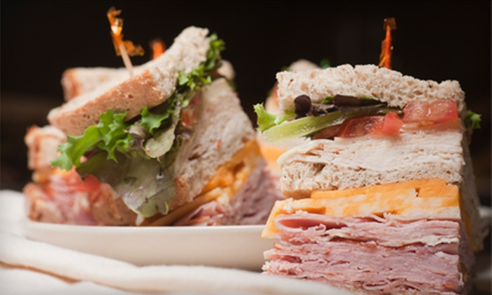 The Apple Shed - Arcadia: Sandwiches and Seasonal Salads for Lunch at The Apple Shed (50% Off). Two Options Available.