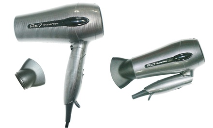 RX7 Superlite Ceramic Ionic Folding Dryer