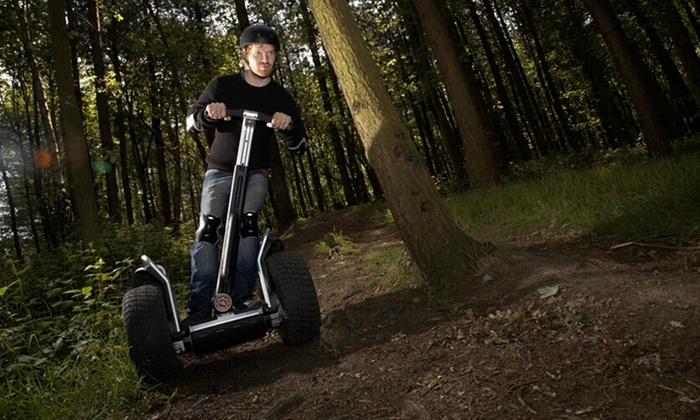 Segway Events - Multiple Locations: Segway Events: Rally Experience and Photo from £19.50 (Up to 51% Off)