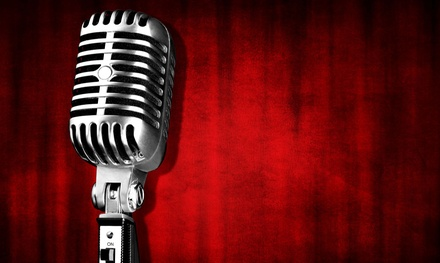 Standup-Comedy Show for Two or Four with Chicken Wings Through August 29 (Up to 56% Off)