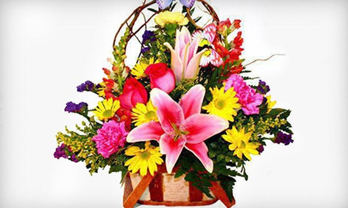 Piccolo's Florist and Gifts - Multiple Locations: $20 for $40 Worth of Flowers at Piccolo's Florist and Gifts