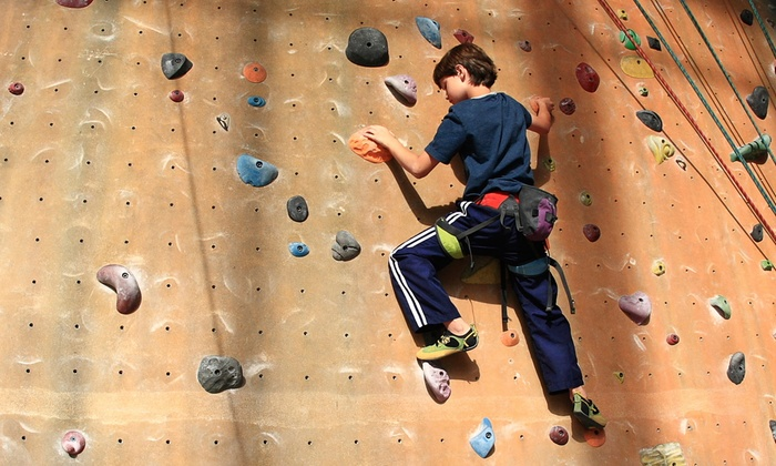 The BIG Adventure Center - Bethel: Two or Four Fun Center Passes with Laser Tag, Golf, and Rock Climbing at The BIG Adventure Center (Up to 69% Off)
