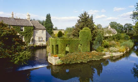 Cotswold: 1- or 2-Night 4* Stay with Breakfast